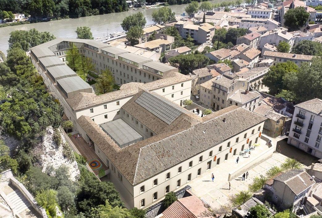 Restructuration de la prison Sainte-Anne, le chantier démarre !