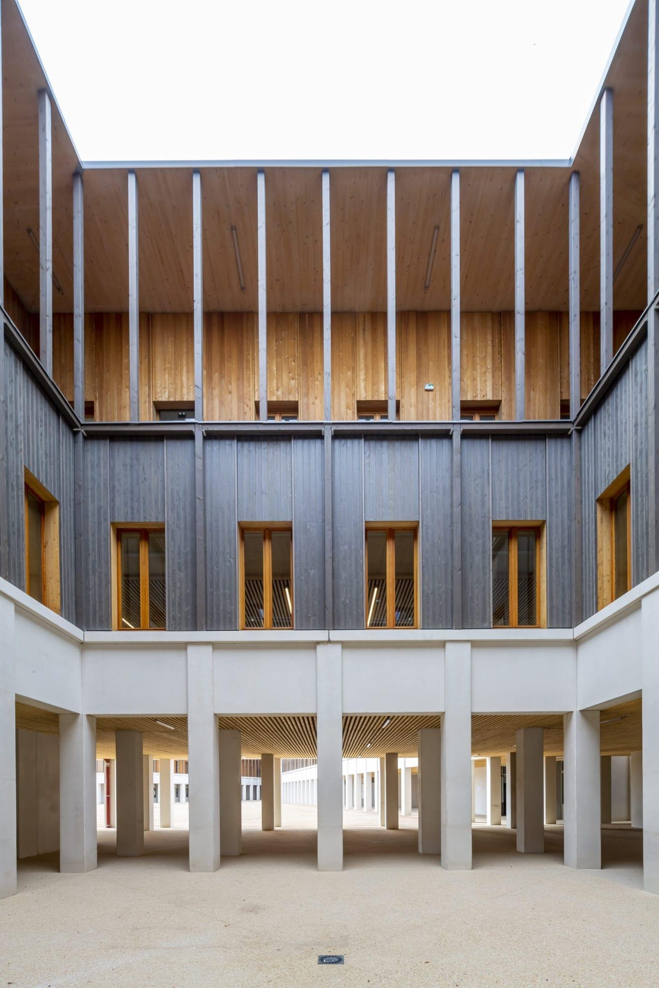 Le lycée d'Allauch a ouvert ses portes